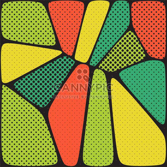 Vektor-abstrakte Fliesen-Hintergrund - Free vector #133687
