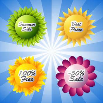 high quality labels collection - Free vector #133967