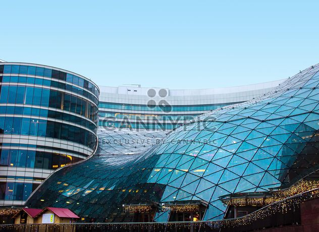 Golden Terraces, modern shopping center in downtown of Warsaw - Free image #136637