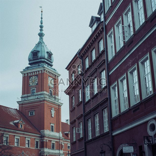 Architecture of Warsaw - image gratuit #136677