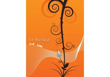 For the birds - vector #139147 gratis