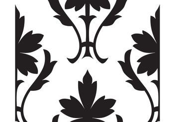 Free Wallpaper Pattern - vector gratuit #139157