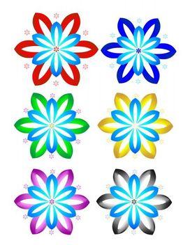 flor vector - Free vector #139617
