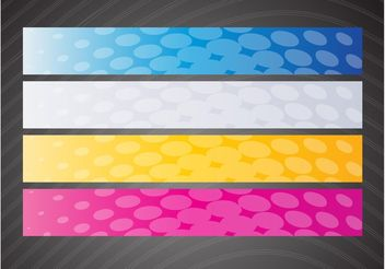 Web Banner Graphics - бесплатный vector #139737