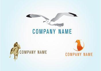 Animal Logos - бесплатный vector #139947