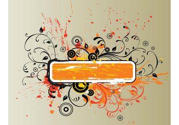 Grunge Banner Vector - Free vector #140397