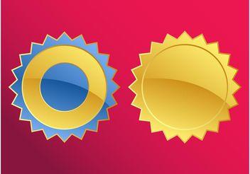 Sun Icons - Free vector #140637