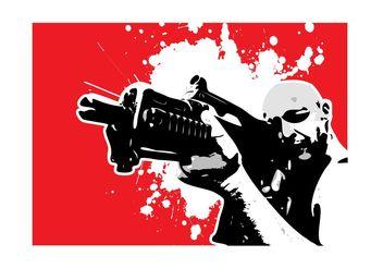 Gun Series - Free vector #141477
