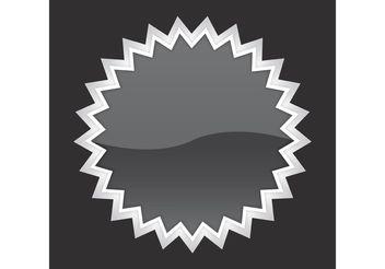 3D Vector Button - Free vector #142027
