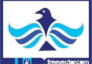 Eagle Logo Design - Free vector #142667