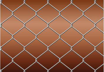 Wire Pattern - vector #143937 gratis