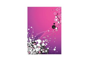 Pink Flower Background - vector #146097 gratis
