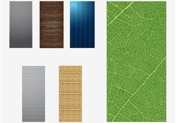 Textures Vectors - Free vector #146367