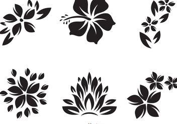 Hawaii Tribal Vectors - Free vector #146707