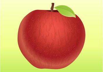 Apple Vector - Kostenloses vector #147087