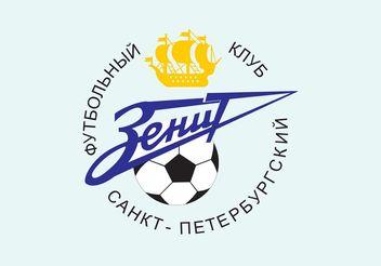 FC Zenit - Free vector #148467