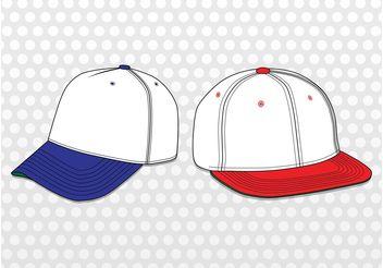Hats Vector - vector #148557 gratis
