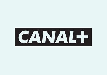 Canal+ - Free vector #148917