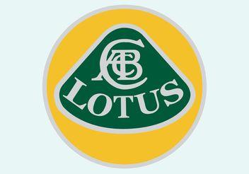 Lotus - vector #148927 gratis