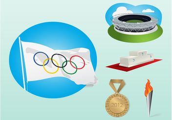 Olympic Games - Kostenloses vector #149047