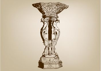 Angels Column - Free vector #150077