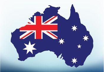 Australia Vector - Free vector #150107