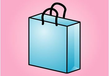 Paper Bag - vector gratuit #150367