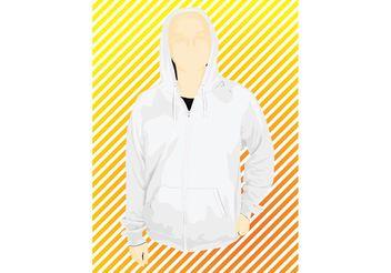 Hoodie Design - Free vector #151227