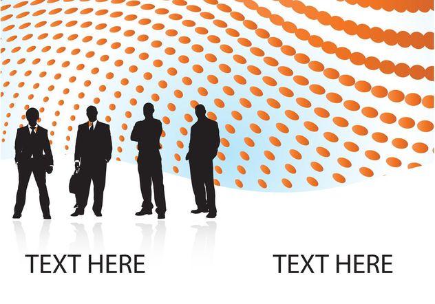 Modern Business - Free vector #151607