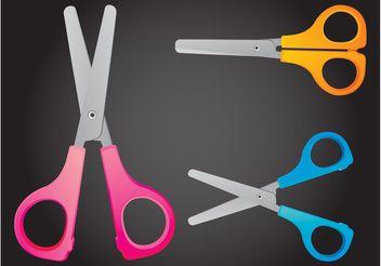 Scissors - Free vector #152097