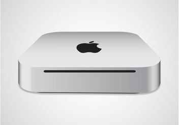 Mac Mini - vector #153827 gratis