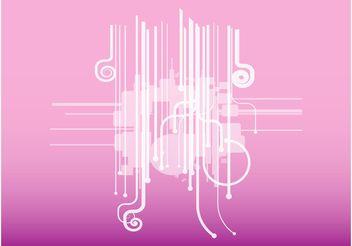 Vector Line Art - Free vector #154517