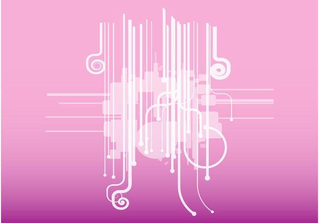 Vector Line Art - Kostenloses vector #154517