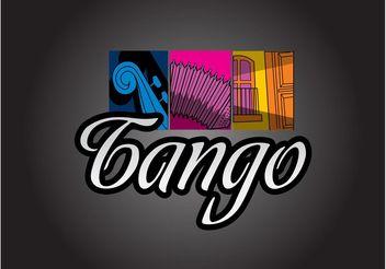 Tango Vector - Free vector #156007
