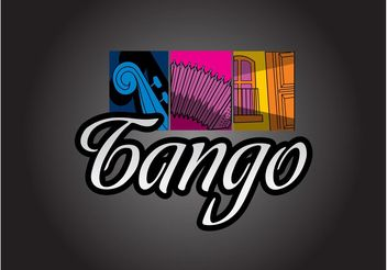 Tango Vector - Kostenloses vector #156007