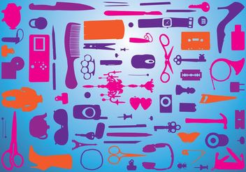 Free Vector Graphics Collection - Kostenloses vector #156117