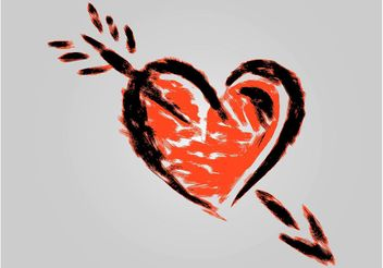 Love Sketch - vector #156747 gratis