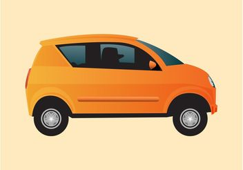 Urban Car - Free vector #158397