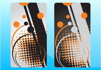 Abstract Grunge Designs - бесплатный vector #158977