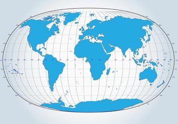 Vector Globe - Free vector #159577