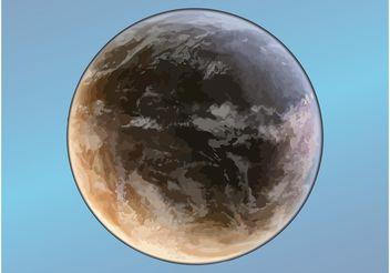 Planet Vector - Free vector #159857