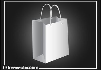 Shopping Bag Design - vector gratuit #160797