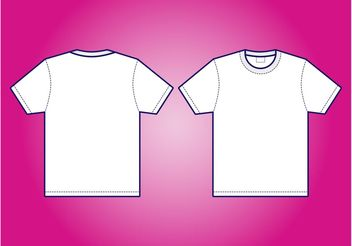 T-Shirt Designs - Free vector #160837