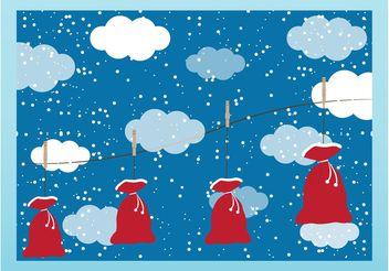 Christmas Vector - Free vector #161027