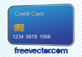 Credit Card Graphics - vector gratuit #161067