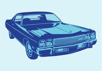 Cartoon Car Vector - Kostenloses vector #161427