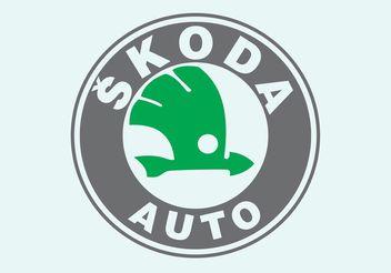 Skoda - бесплатный vector #161487
