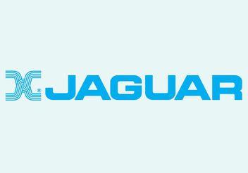 Jaguar Logo - vector #161537 gratis