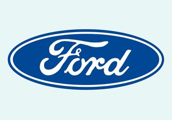 Ford - Free vector #161567