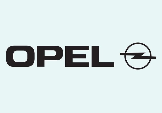 Opel - бесплатный vector #161597